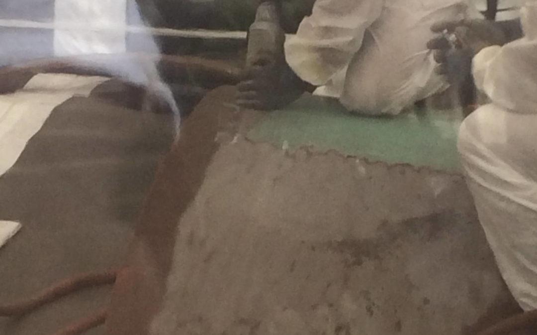 Recherche de procédés innovants de préparation de surface avant application d'un revêtement