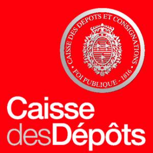 Caisse des dépôts logo