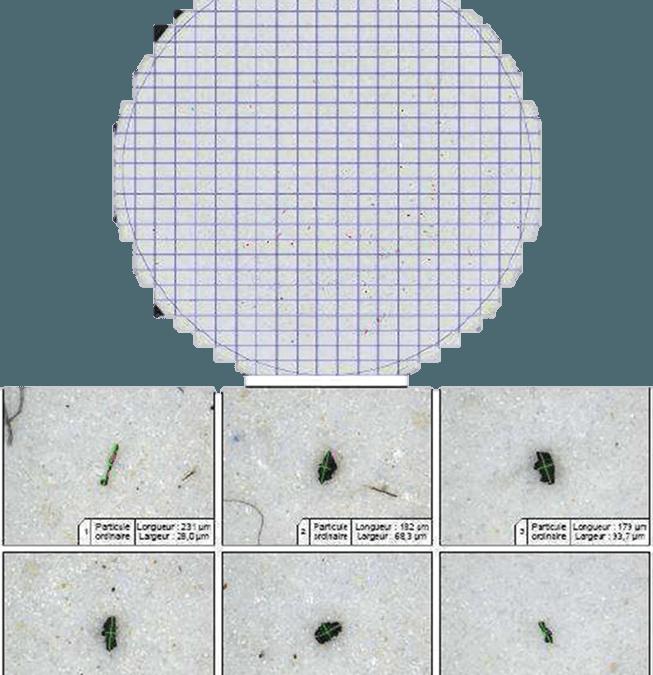 Spécification et gestion de la propreté de pièces mécaniques