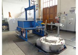 Four de fonderie pour alliages légers aluminium et magnésium
