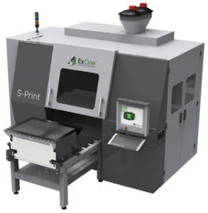 Imprimante sable de moules de fonderie ExOne S-Print