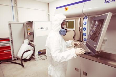 Accompagnement d'une PME à la fabrication additive