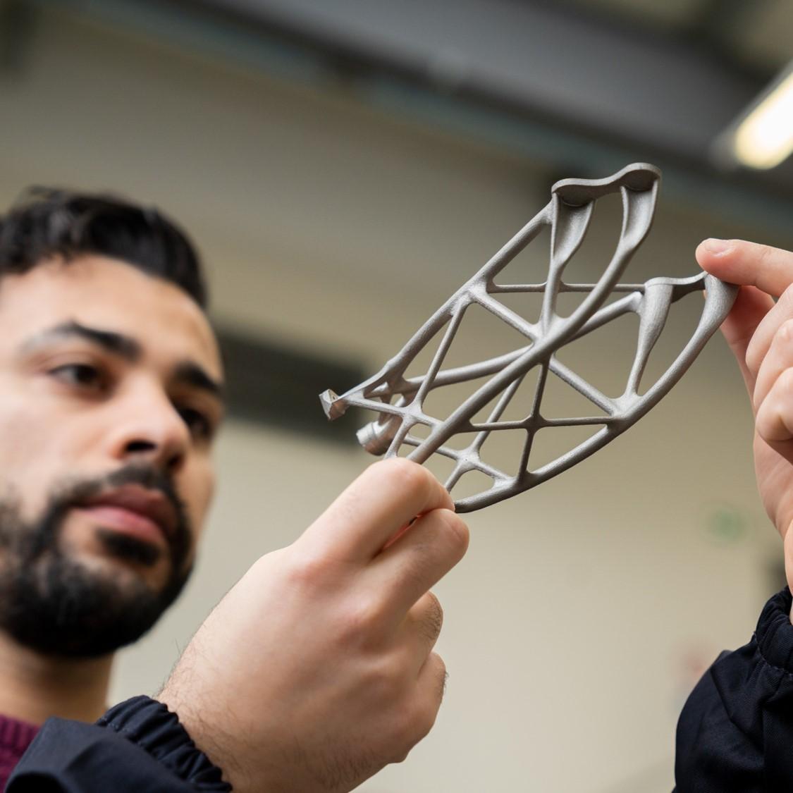 1 journée pour comprendre l'impression 3D métal et polymère