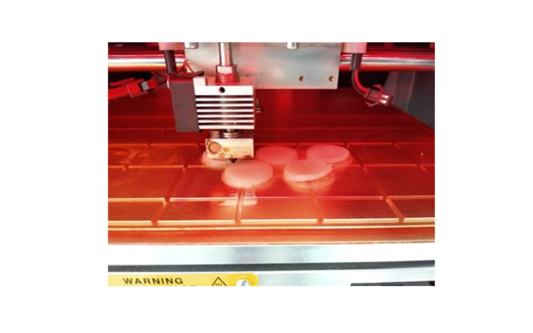 Définition de paramètres pour l'impression 3D de PVDF par procédé FDM