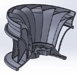 Etude d'industrialisation de grandes pièces métalliques par le procédé 3D de dépôt de fils