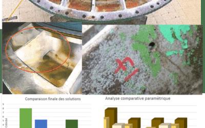 Solutions de surveillance de propagation de fissures