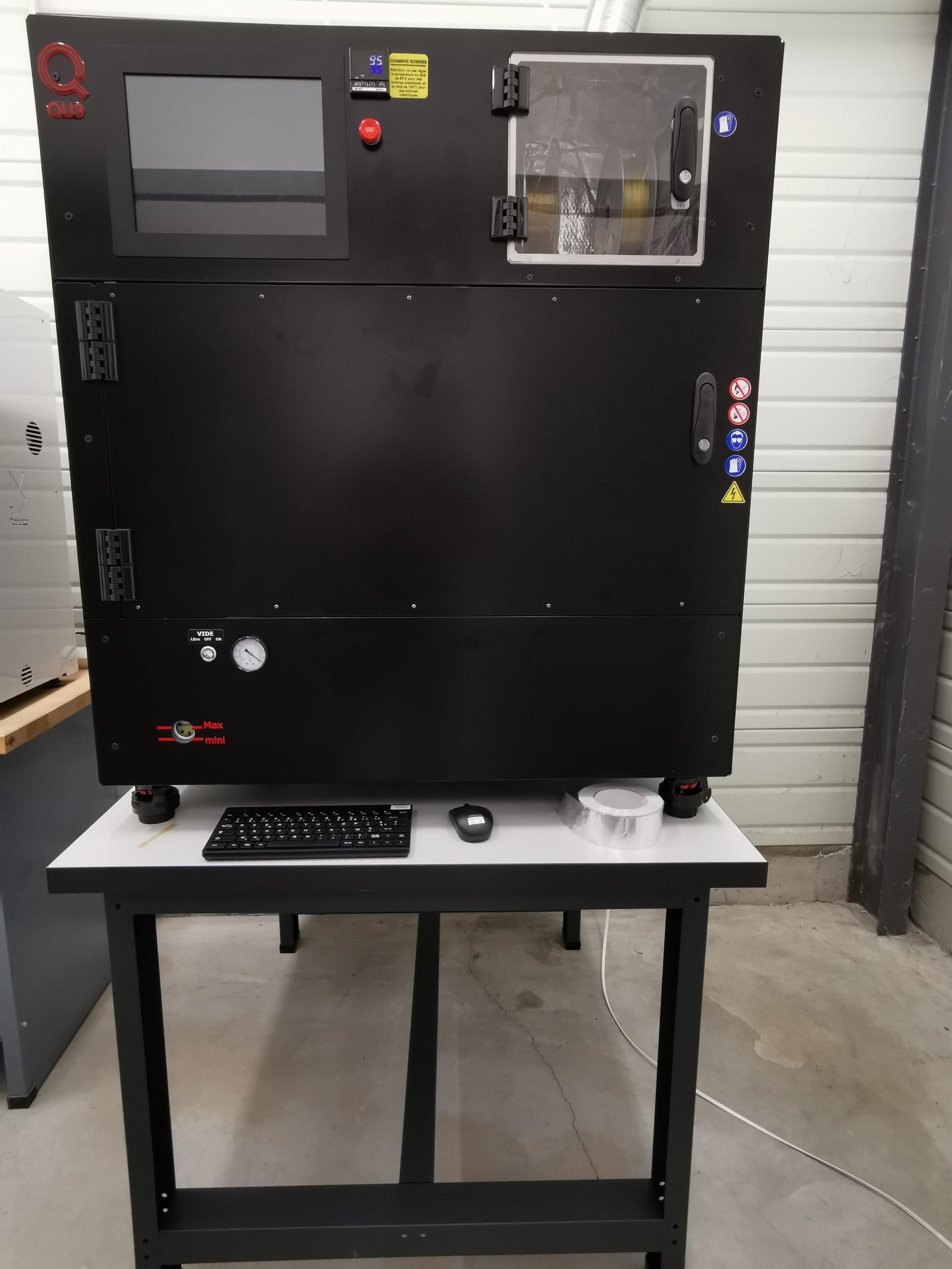 Imprimante Qu3-HT