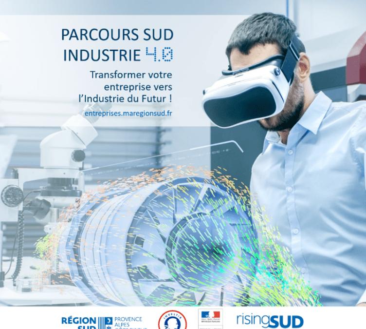 PSI 4.0 : INOVSYS sélectionné comme expert pour accompagner des PME vers l'industrie 4.0